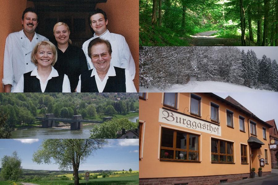 Willkommensbild - Familie Roth - Gasthof - Impressionen